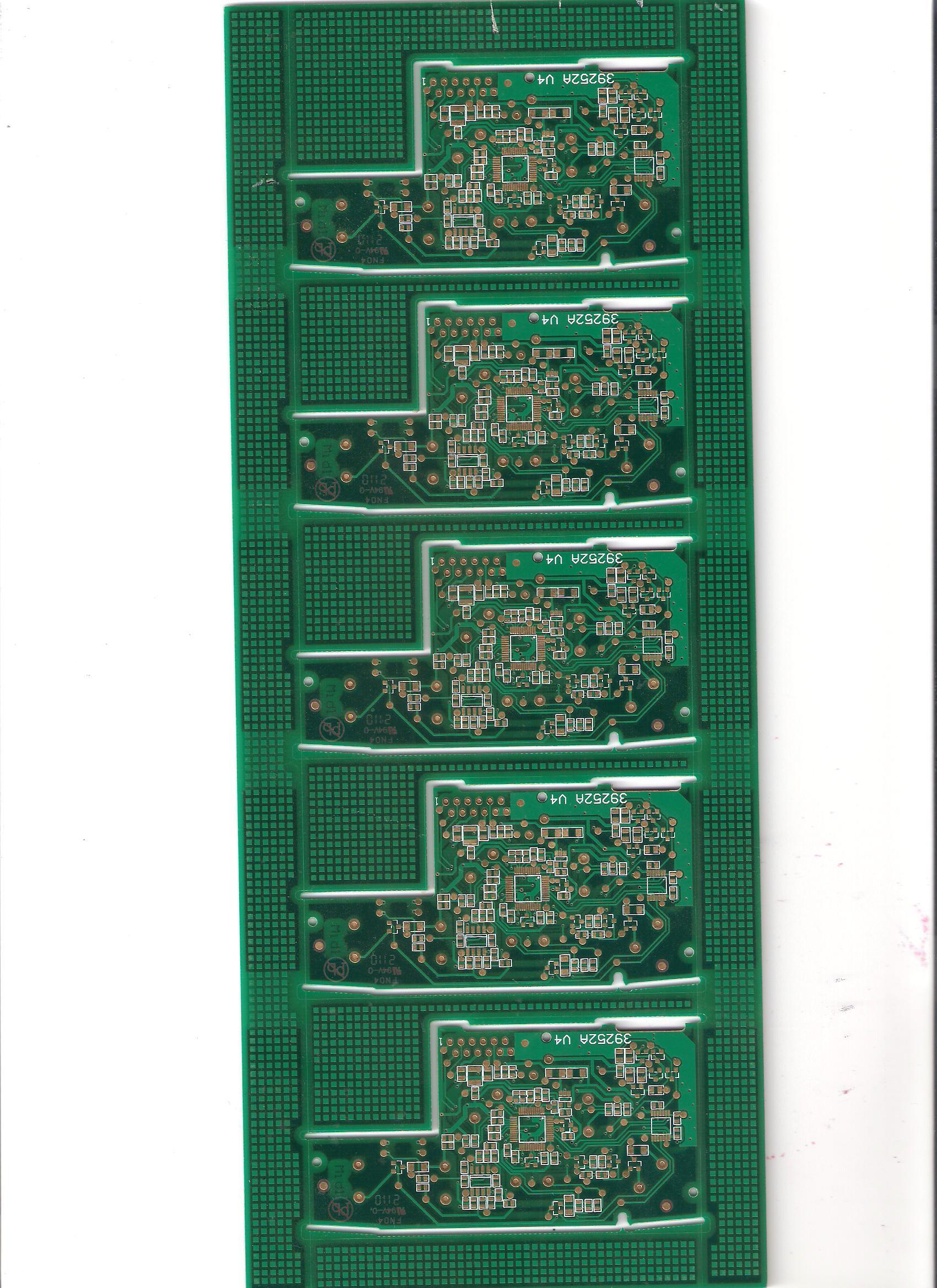 多层电子电路板